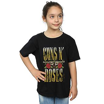 Guns N' Roses ragazze grossi calibri t-shirt