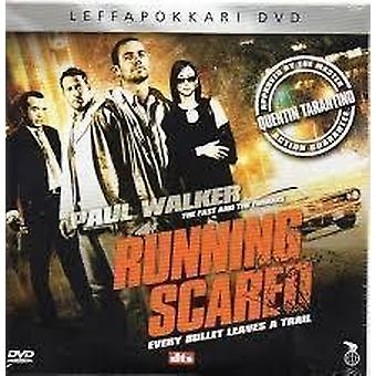 Running Scared (libro in brossura di DVD Flick)