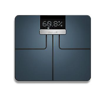 Index Smart Biometric Weighing Scale - Black - Garmin