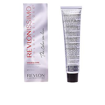 REVLONISSIMO  Color & Care High Performance NMT #8,01