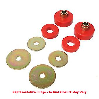 Energy Suspension Universal Mounts/Isolators 9.4101R Red Fits:UNIVERSAL | |0 -