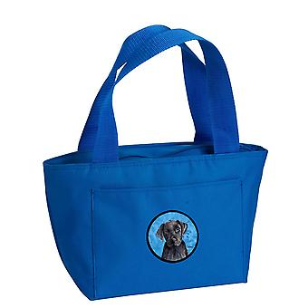 Carolines Treasures  SC9136BU-8808 Blue Labrador Lunch Bag or Doggie Bag SC9136B