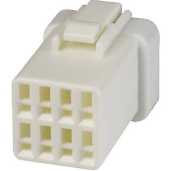 Socket enclosure - cable JWPF Total number of pins 8 JST 08R-JWPF-VSLE-D 1 pc(s)
