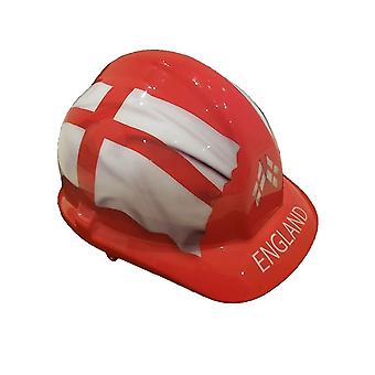 Engeland rode thema Hard Hat