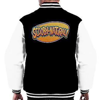 Scooby Natural Symbol Supernatural Doo Men's Varsity Jacket