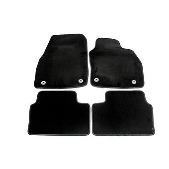 Fully Tailored Luxury Car Floor Mats - Opel ASTRA H 2004-2009