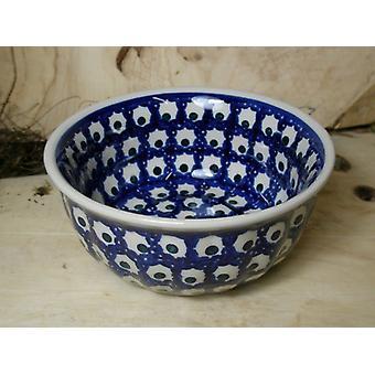 Golven rand Bowl, 2e keuze, Ø 14 cm, hoogte 6,5 cm, traditie 80 - BSN 60876