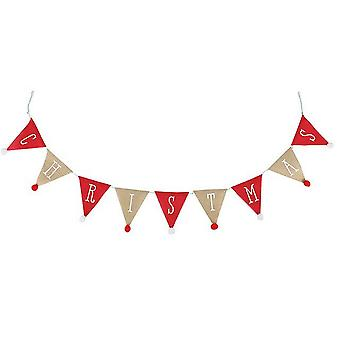 Something Different Christmas Bunting