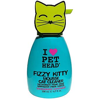Pet Head Cat Fizzy Kitty Mousse