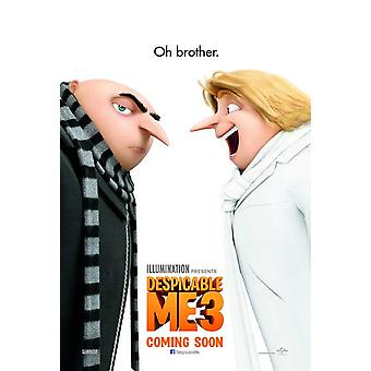 Despicable Me 3 Movie Poster (11 x 17)