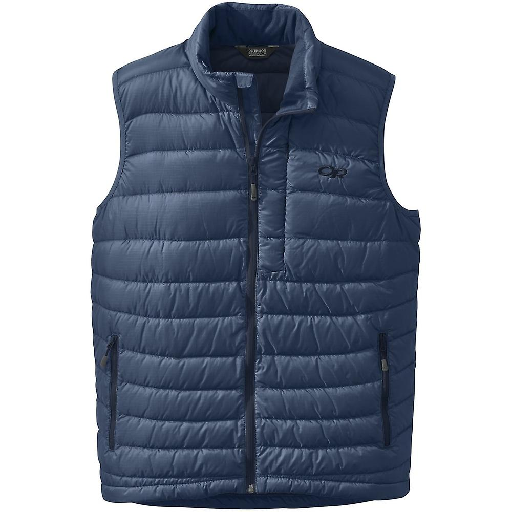 Outdoor Research Men's Transcendent Down Vest Lightweight Outdoor Wear