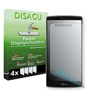 LG Flex 2 screen protector - Disagu tank protector protector (deliberately smaller than the display, as this is arched)