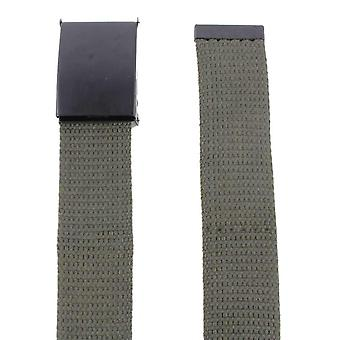 Redlinch Webbed Belt - Army Green