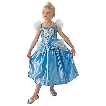 Cinderella Loveheart girl princess dress Disney costume