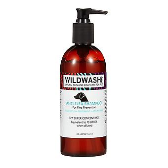 Wildwash Anti Flea Shampoo 300ml