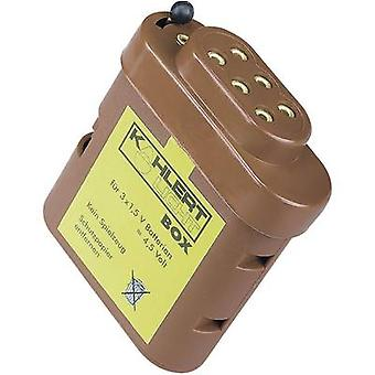 Kahlert Licht 60897 Battery tray with receptacle 4.5 V