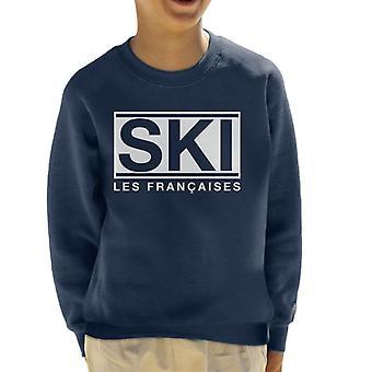 Les ski Francaises Sweat-shirt enfant