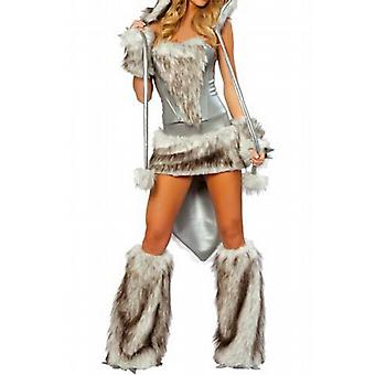 Waooh 69 - Wolf costume Sexy Emelia