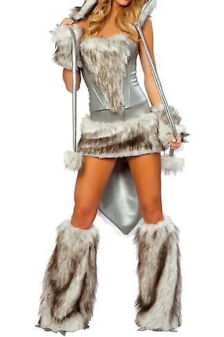 Waooh 69 - Wolf kostuum Sexy Emelia