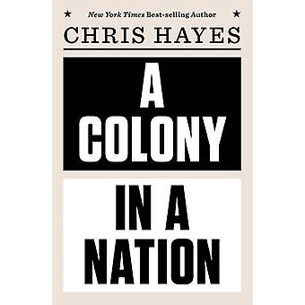 A Colony in a Nation by Chris Hayes - 9780393254228 Book