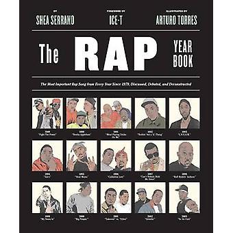 Rap år boken - den viktigaste raplåt från varje år sedan