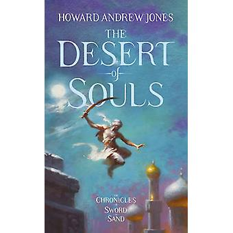 Il deserto delle anime da Howard Andrew Jones - 9781781854631 libro
