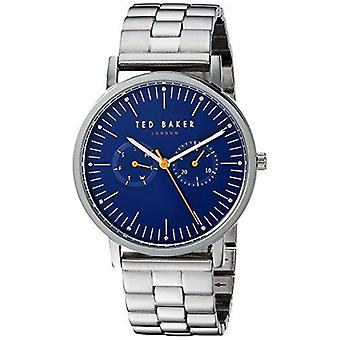 Ted Baker Brit rustfritt stål stropp Mens Watch TE50274007 40mm