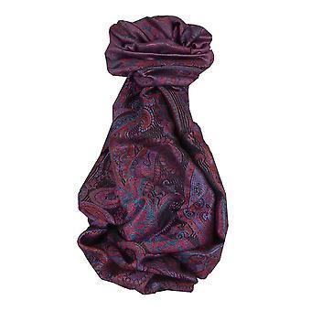 Jamawar Premium Silk stal patroon 4015 door Pashmina & Silk