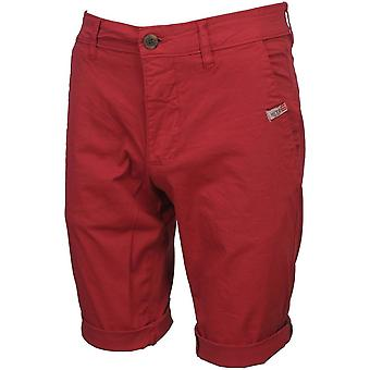 Rivaldi men's Bermuda shorts Red