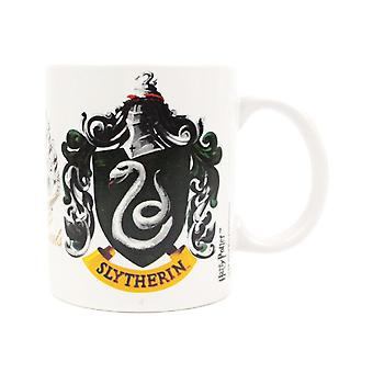 Harry Potter Slytherin Crest MugMulticoloured