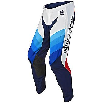 Troy Lee Designs weiß 2019 SE Pro Mirage MX Hose