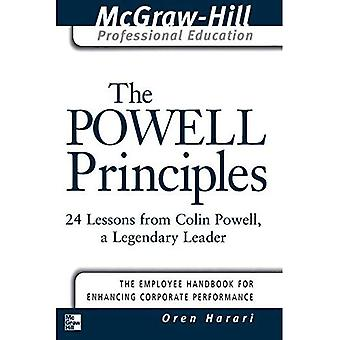 The Powell Principles: 24 Lessons from Colin Powell, a Legendary Leader (Mcgraw-Hill Professional Education)