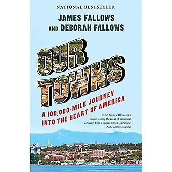 Vores byer: En 100.000-Mile rejse ind i hjertet af Amerika
