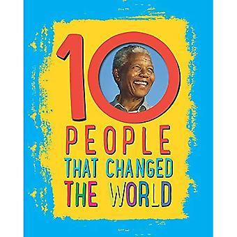 10: människor som förändrat världen