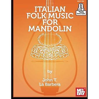 Musique populaire italienne pour mandoline