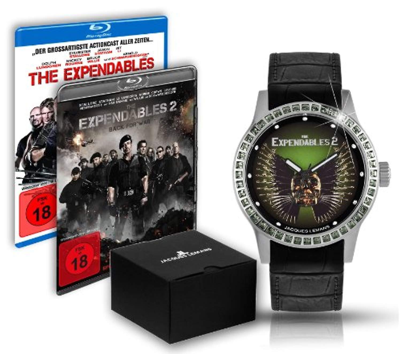 Jacques Lehommes et-225.1-montre-bracelet, femme, en cuir, Couleur  noir