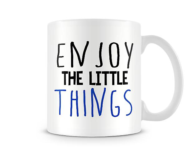 Enjoy The Little Things Mug 2