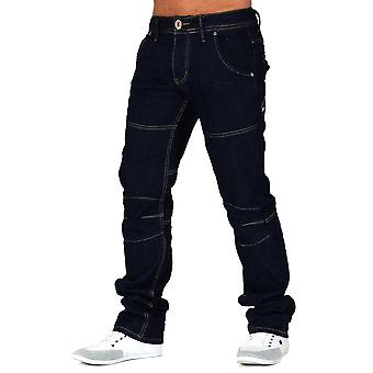 New Men G Jeans Designer Destroyed Straight Clubwear Real US-Star Raw