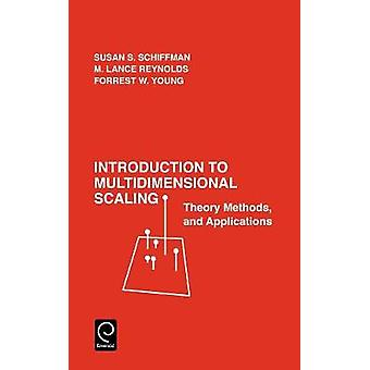 Introduction to Multidimensional Scaling Theory Methods and Applications by Schiffman & Susan
