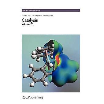 Katalyse Volume 20 door Spivey & James J