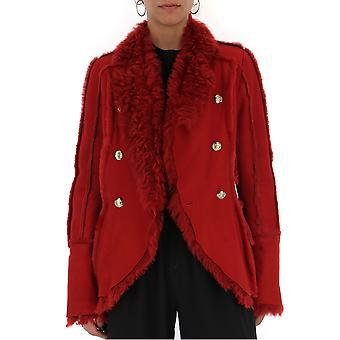 معطف الجلد الأحمر ديسا عام 1972