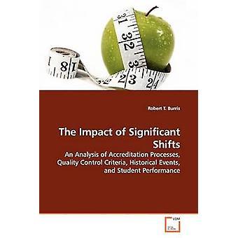 Het effect van belangrijke verschuivingen door Burris & Robert T.