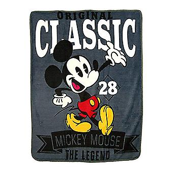 Mickey Mouse klassieke legende Fleece deken
