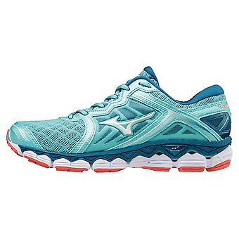 Mizuno Womens Wave Sky Running Shoes Road