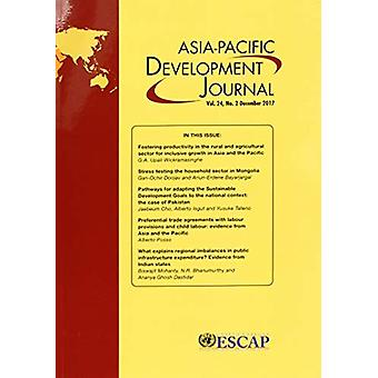 Asia-Pacific Development Journal - Volume 24 - Number 2 - December 20