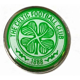 Celtic FC metall / emalj pin badge (bb)