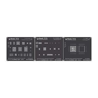 QianLi 3D BGA Stencil Template - iPhone 8 Bundle   iParts4u