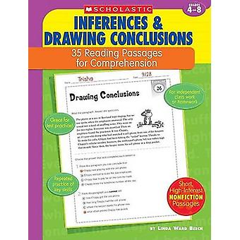 Inferences & Drawing Conclusions  - Grades 4-8 by Linda Ward Beech - 9