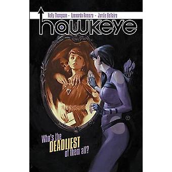 Hawkeye - Kate Bishop Vol. 2 - Masks by Kelly Thompson - 9781302905156