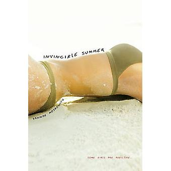 Invincible Summer by Hannah Moskowitz - 9781442407510 Book